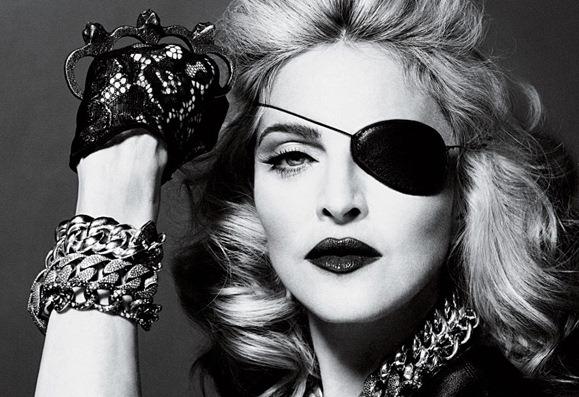Madonna – mulher do ano!