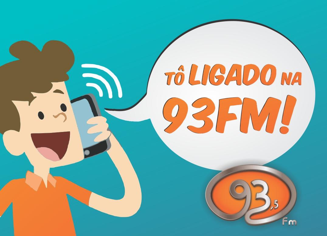Promoção Tô Ligado na 93FM