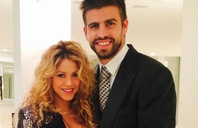 Shakira e Piqué desmentem separação