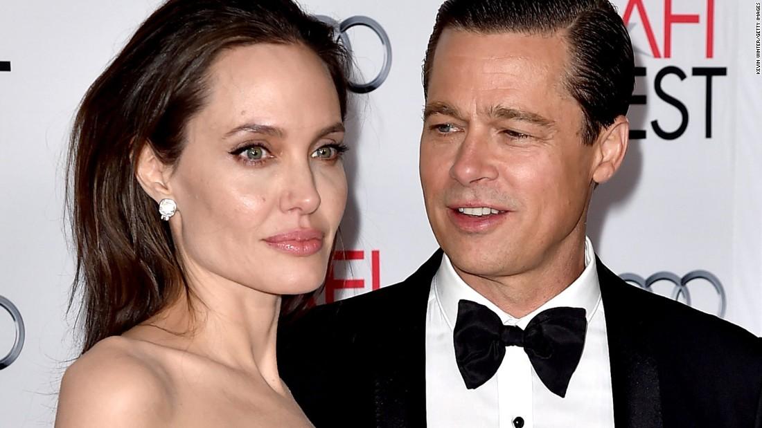 Brad Pitt responde a Jolie sobre pensão dos filhos