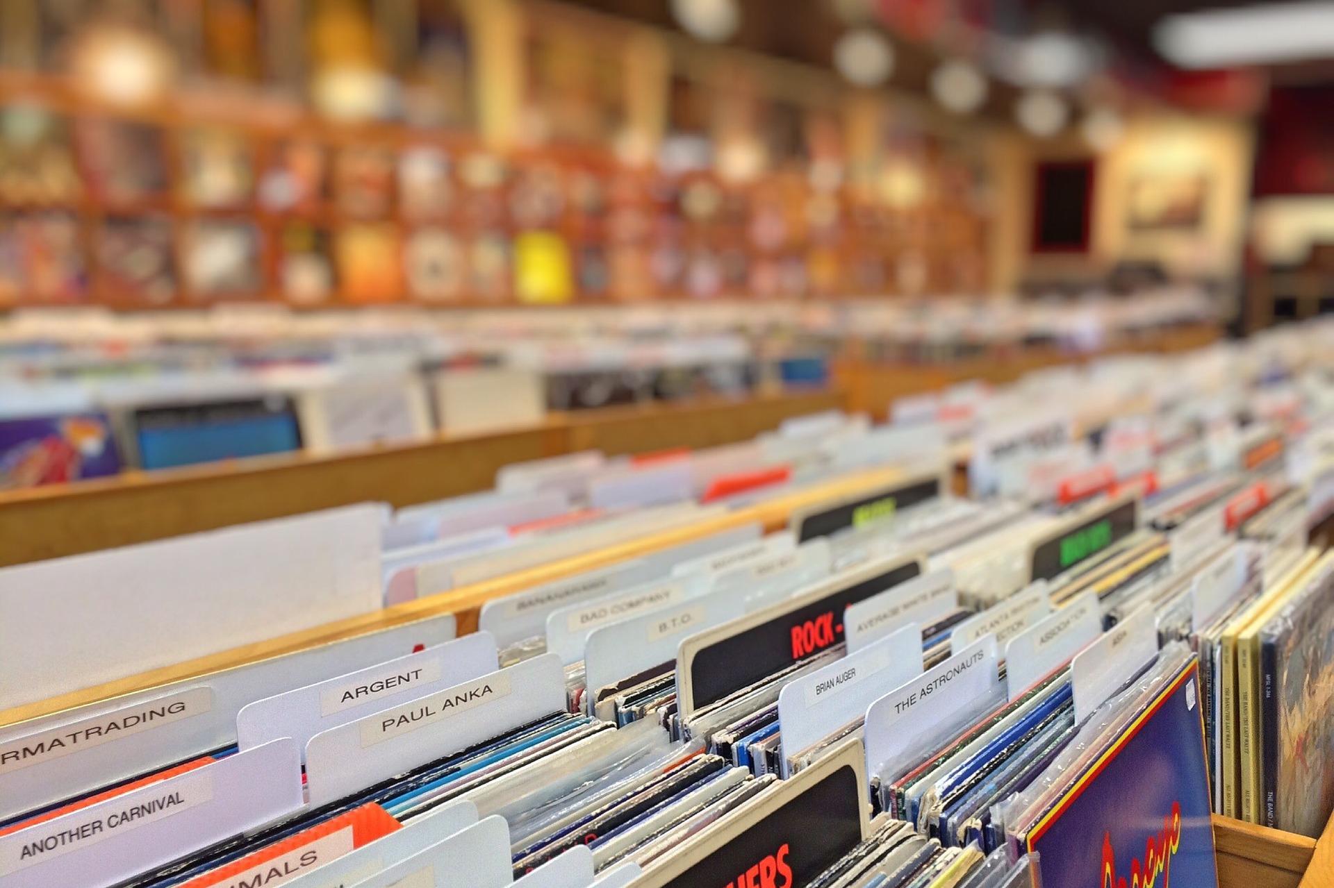 Os álbuns mais vendidos da história