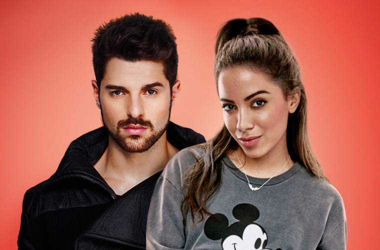 Alok e Anitta lideram ranking do Spotify
