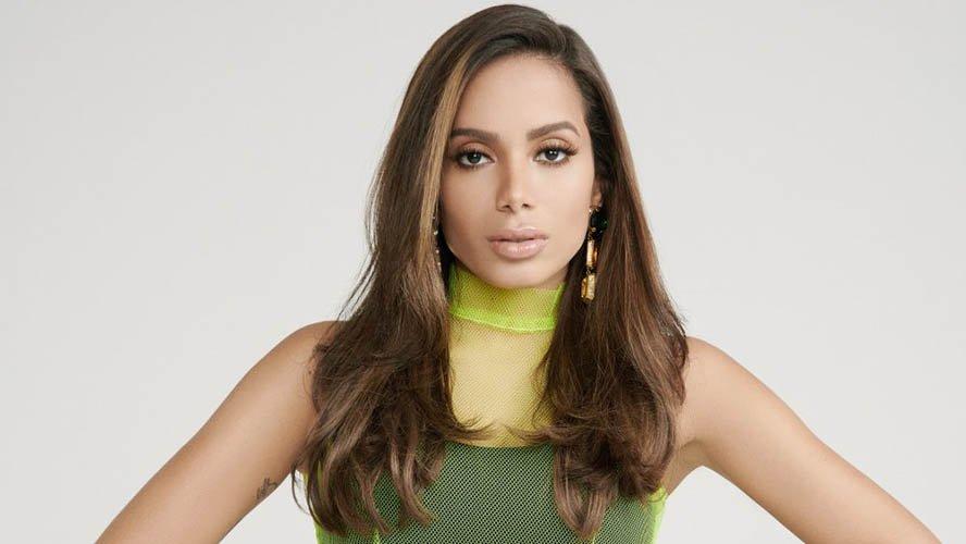 Anitta revela desejo de ser atriz