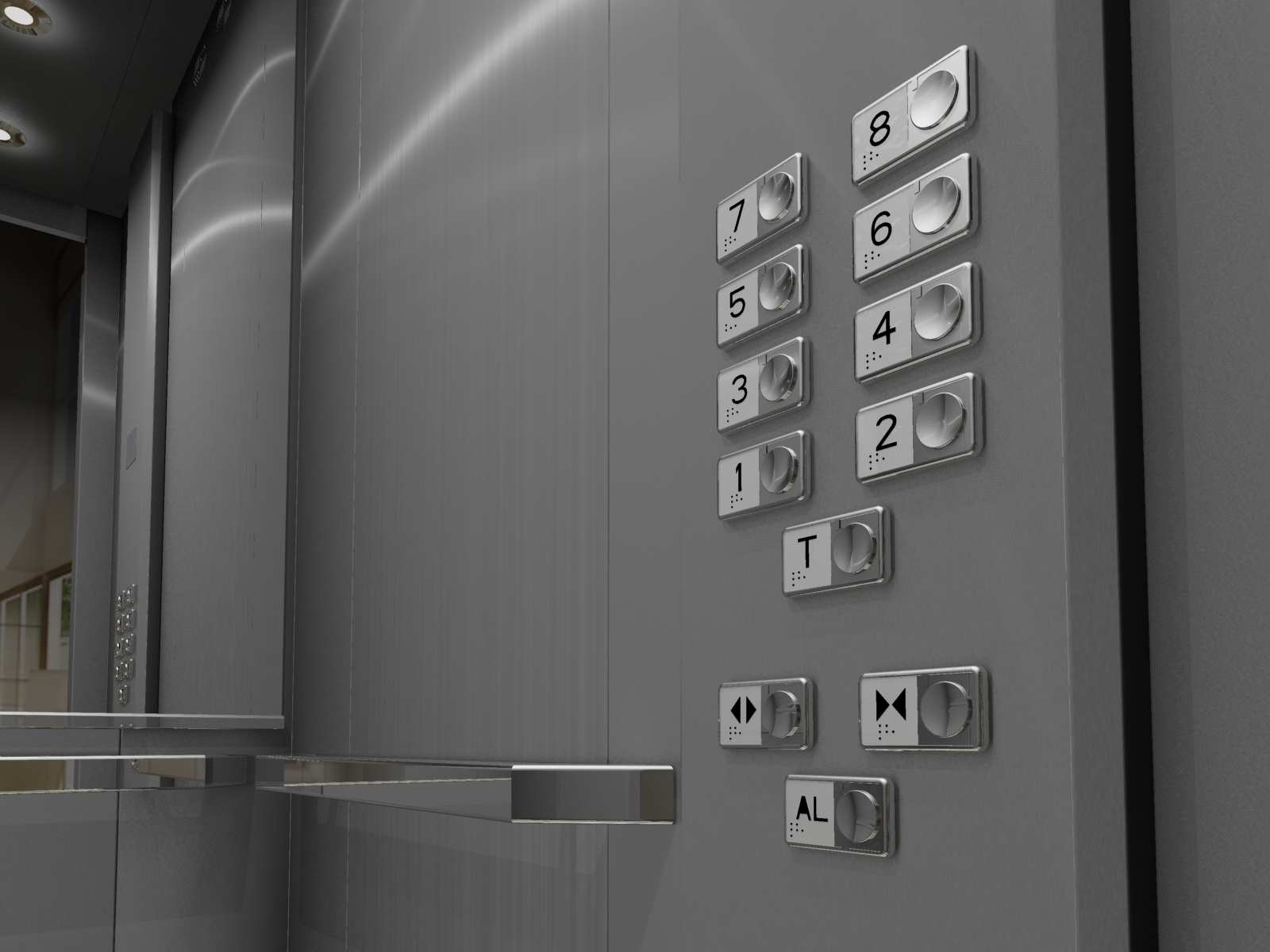 Mulher passa três dias presa em elevador de mansão
