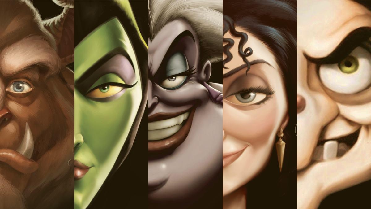 Vilões da Disney vão ganhar série exclusiva