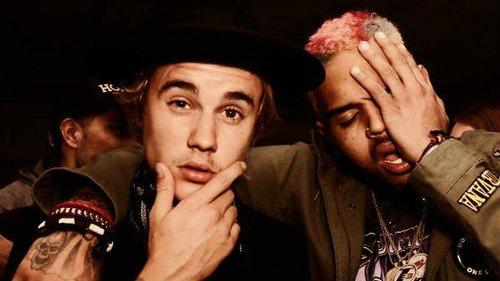 Justin Bieber e Chris Brown em parceria