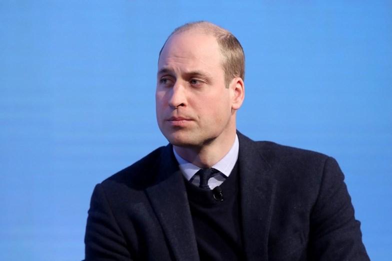 Príncipe William faz desabafo e choca web