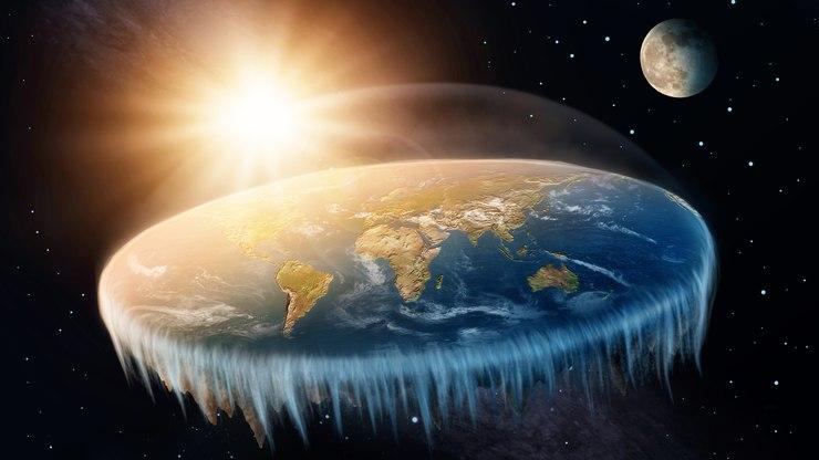 7% dos brasileiros acreditam que a terra é plana