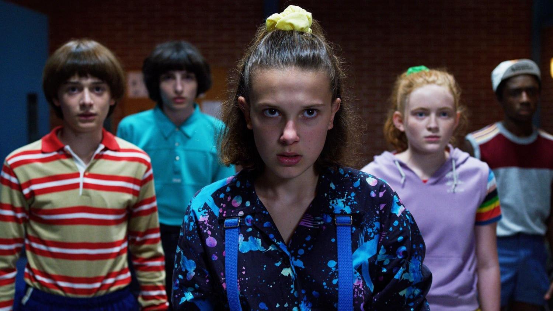 Stranger Things 3 bate recorde no Netflix