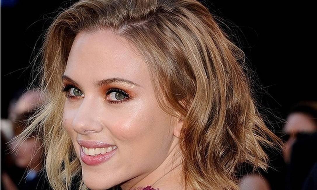 Scarlett Johansson é a atriz mais bem paga