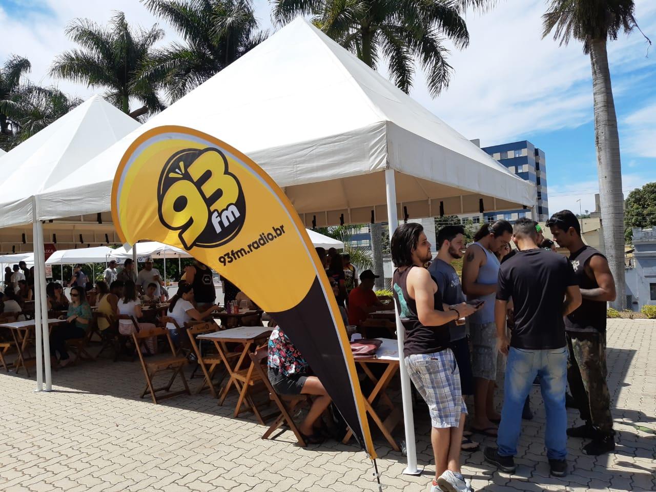 93 FM no Festival Aventura e Cultura de PL