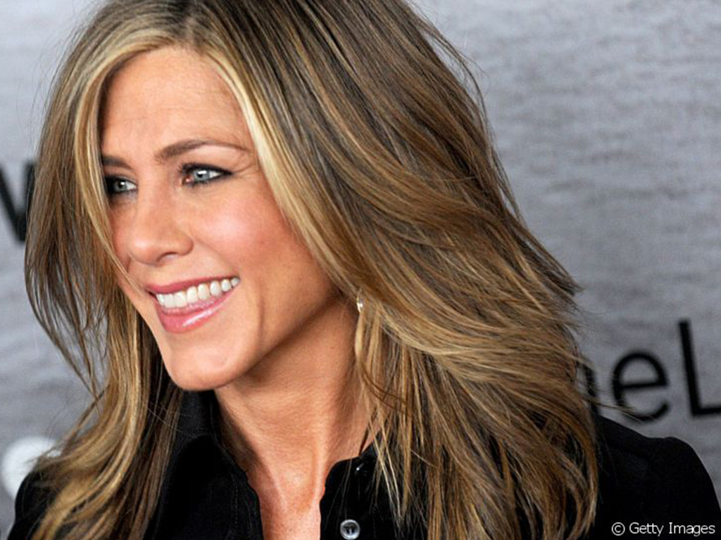 Jennifer Aniston quebra recorde no instagram