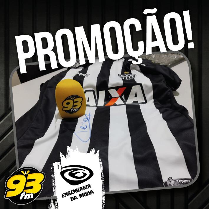 PROMOÇÃO 93FM E ENGENHARIA DA MODA