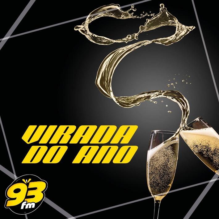Virada do ano na 93 FM