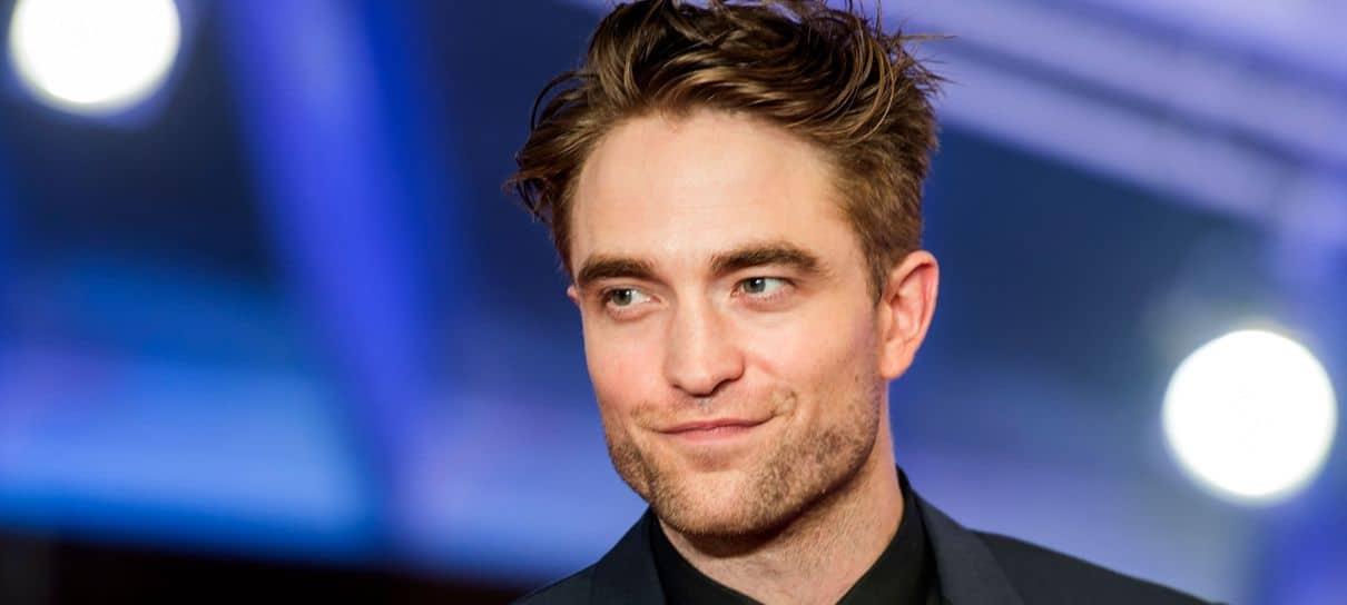 Robert Pattinson é o homem com o rosto mais perfeito