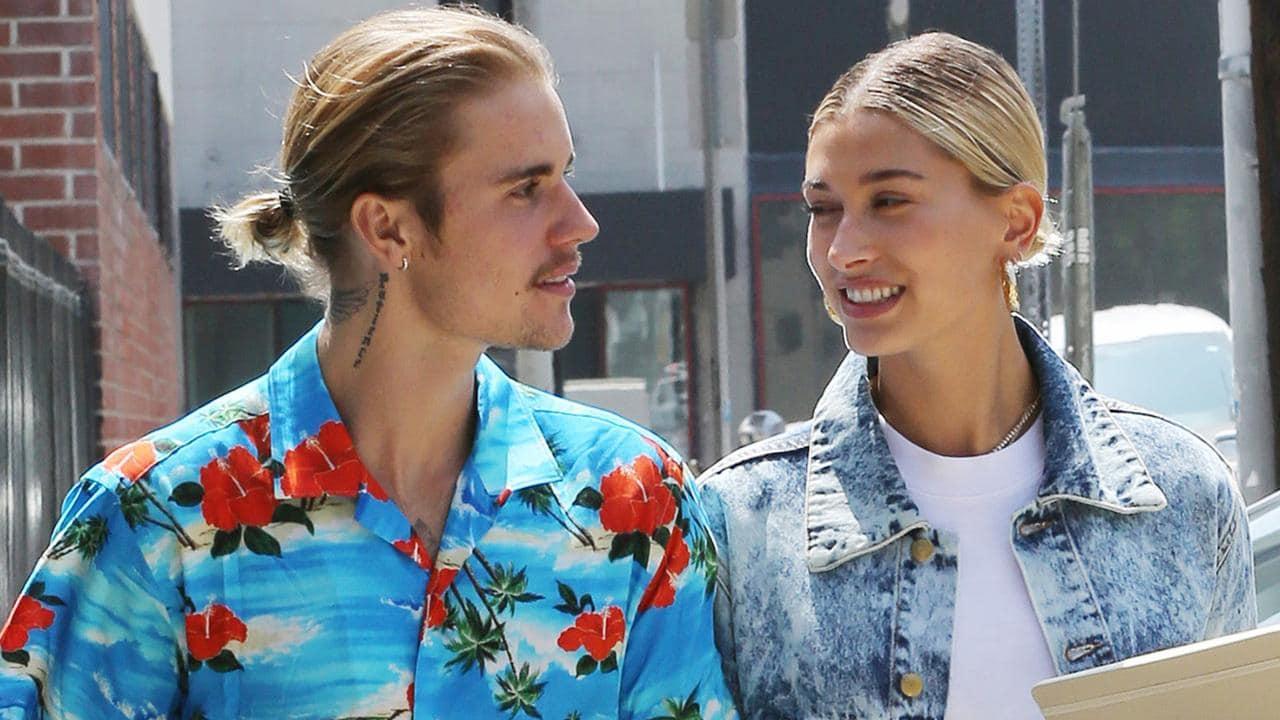 Hailey Bieber revela como conquistou Justin Bieber
