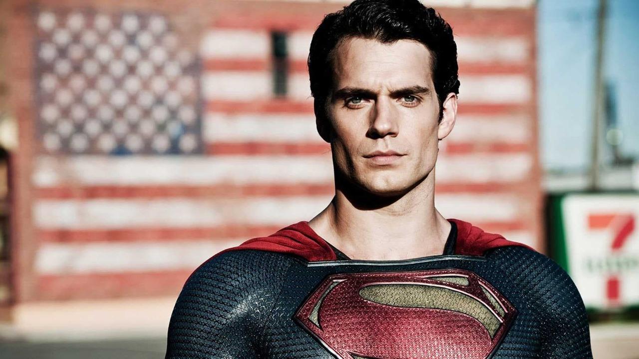 Henry Cavill de volta ao manto do Superman?
