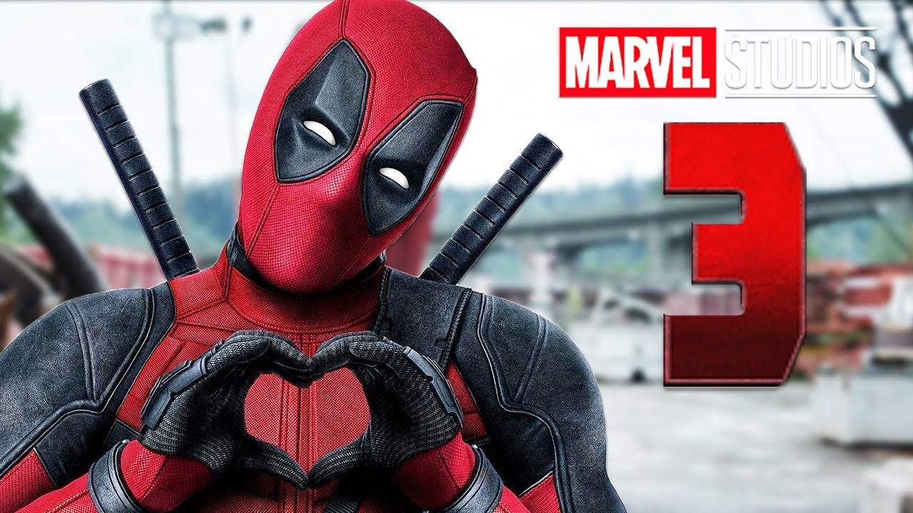 Deadpool 3 confirmado!