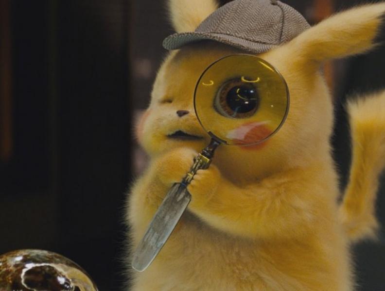 """Filme de terror passa no lugar de """"Detetive Pikachu"""""""