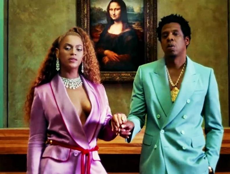 Louvre cria tour inspirado em clipe de Beyoncé e Jay-Z
