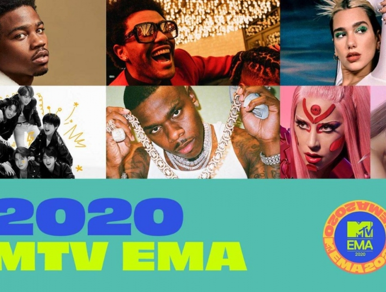 Vencedores do MTV EMA 2020