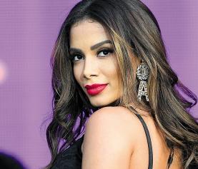 Anitta fala sobre briga com Simaria e Maluma