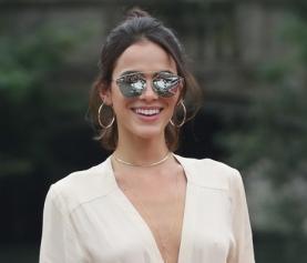 Bruna Marquezine está se divertindo em Paris