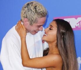 Ariana Grande termina o noivado com Pete Davidson
