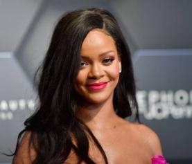 Invadiram a casa da Rihanna de novo!