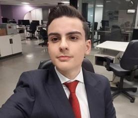 DUDU CAMARGO É BARRADO NA MANSÃO DO PATRÃO