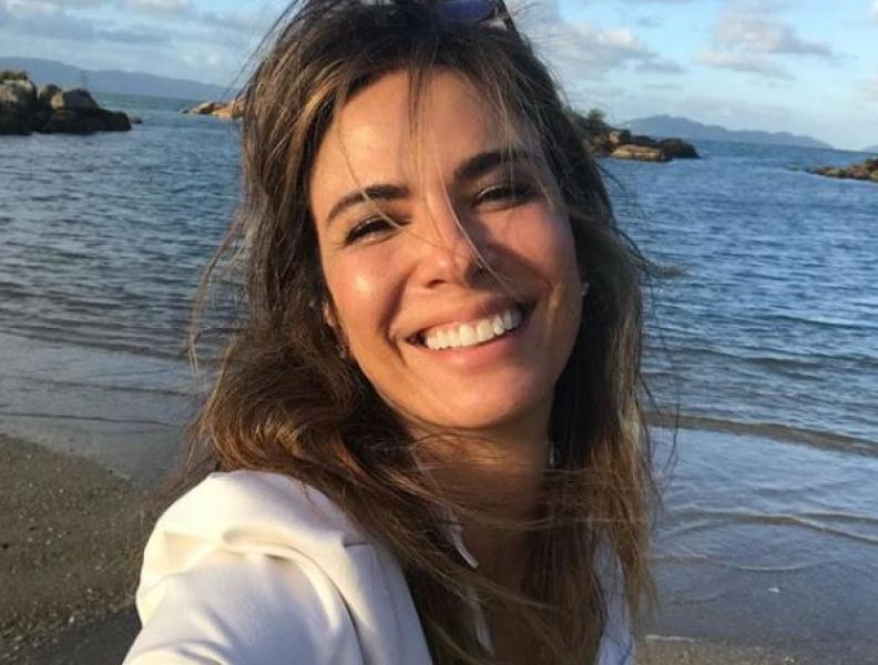 Luciana Gimenez faz curso após divórcio