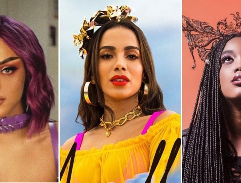 Artistas brasileiras são indicadas ao Grammy