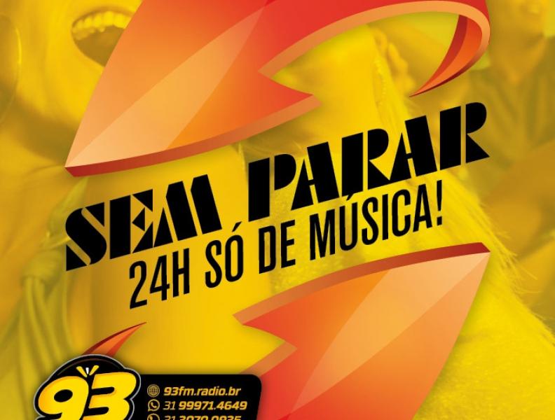 Ganhadores Promoção 93FM Sem Parar