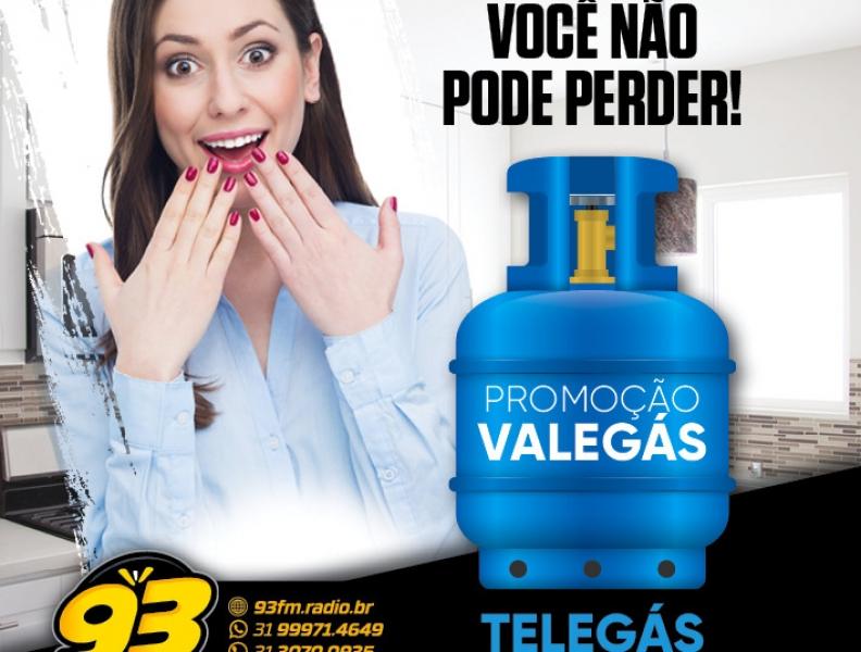 PROMOÇÃO VALEGÁS TELEGÁS BARÃO