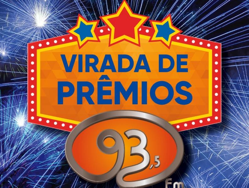 Ganhadores Promoção Virada de Prêmios 93FM