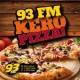 Promoção 93FM Kero Pizza