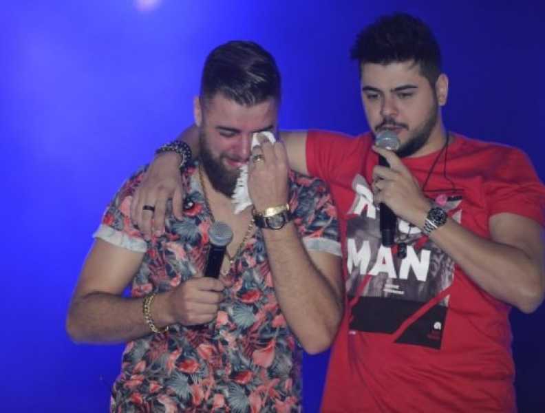 Zé Neto desabafa sobre rotina de shows