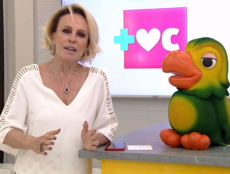 Ana Maria Braga tranquiliza os fãs nas redes sociais