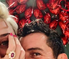 Anel de noivado da Katy Perry surpreende!!