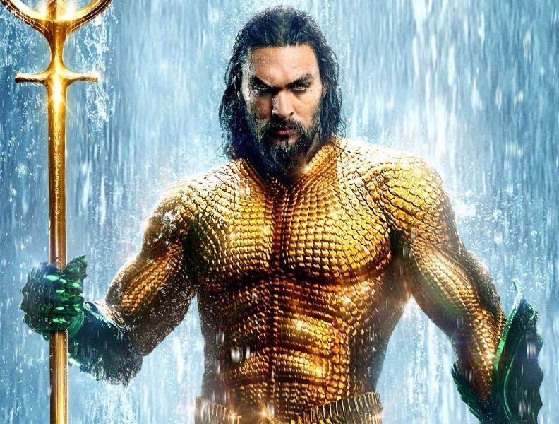 Aquaman bate recordes