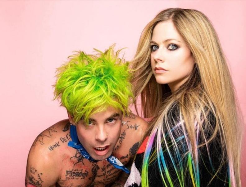 Lançamento de Avril Lavigne!