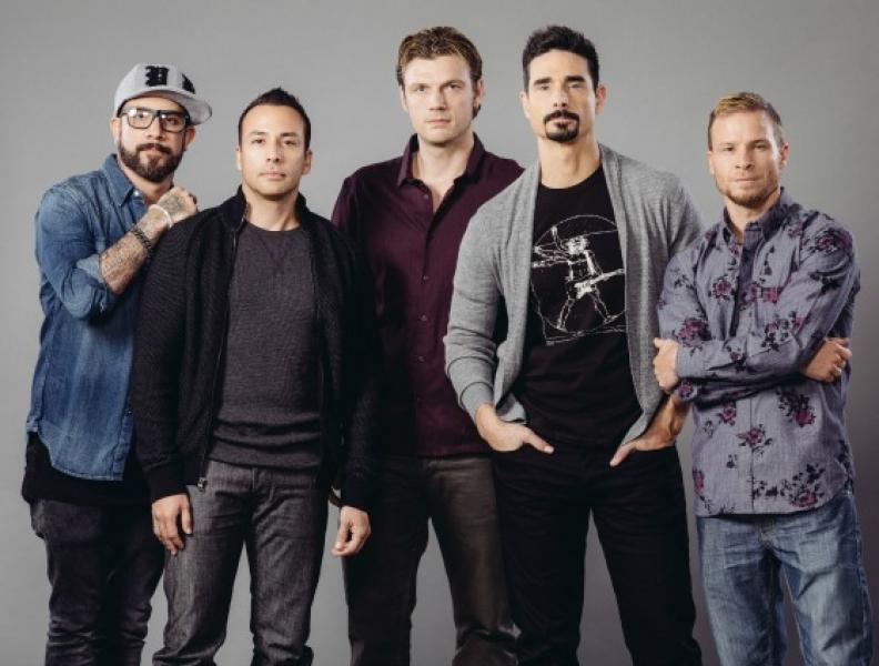 Backstreet Boys anunciam novo álbum e turnê