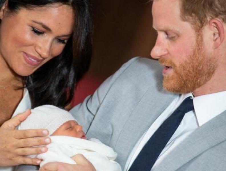 Revelado nome do bebê real!!