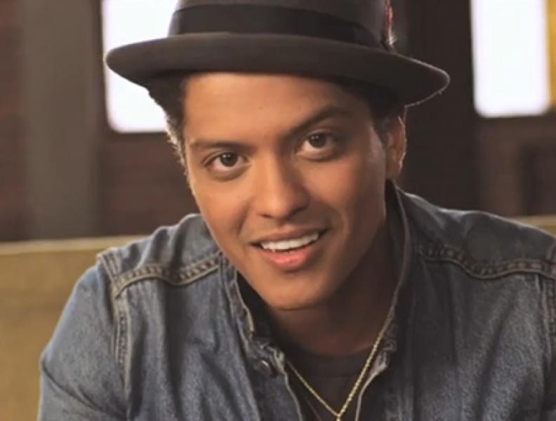Bruno Mars fará shows extras no Brasil