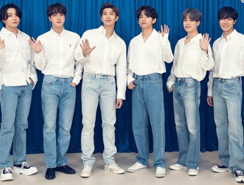 BTS se destaca novamente