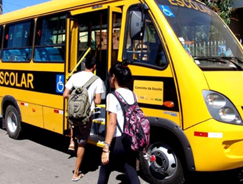 Cadastramento do Transporte Escolar Rede Pública – Sete Lagoas