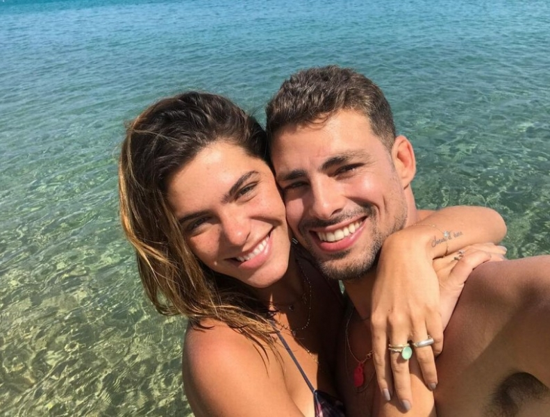 Cauã Reymond faz trato para se casar