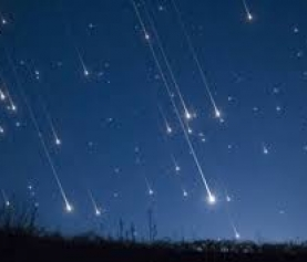 Satélite vai produzir chuva de meteoros artificial