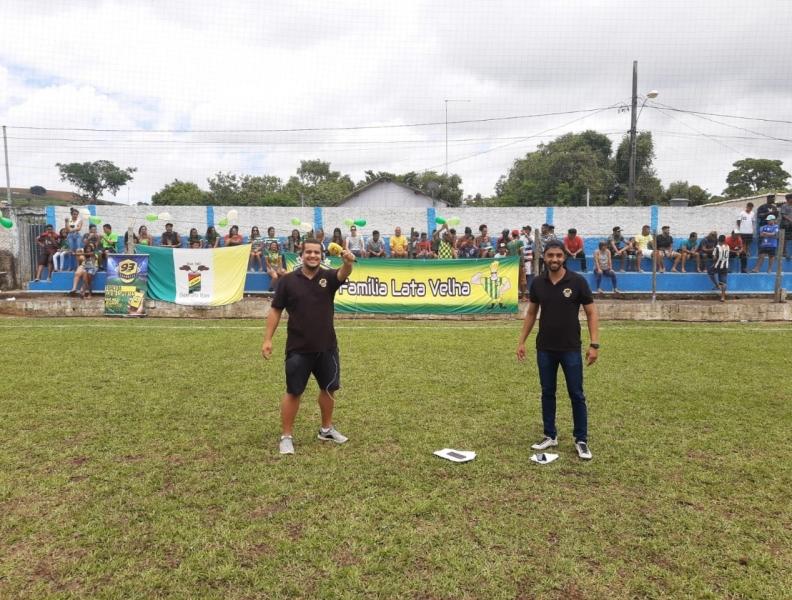 Lata Velha vence o Campeonato Amador de Confins