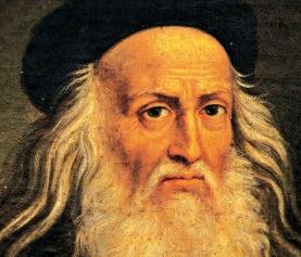 Suposta mecha de cabelo de Leonardo da Vinci é analisada